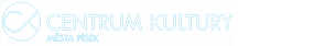 Logo Centrum kultury Písek
