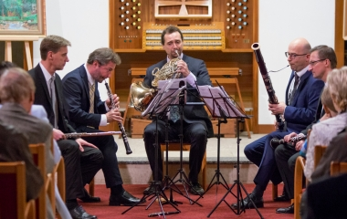 Prague Philharmonia Wind Quintet